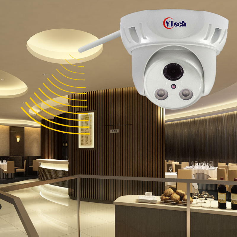 WDB2 Series IR Dome WIFI Cameras
