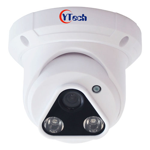 Indoor 30M IR 4.0M Pixel HD-AHD Dome Camera