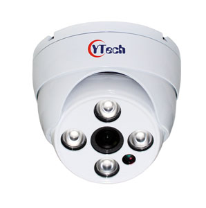 50M IR Waterproof 700TVL HD CCD Camera