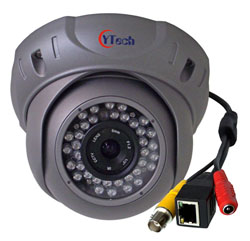 2.0M Pixels IR WaterProof Dome Network Camera